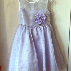 Other - Toddler Pretty Purple Dress.